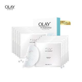 Olay美白补水保湿面膜10片