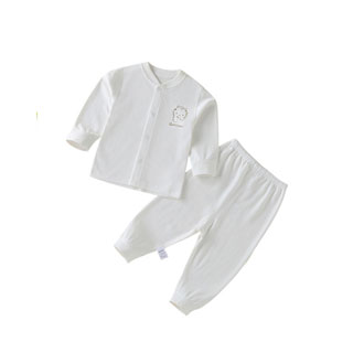 秋季宝宝纯棉内衣套装