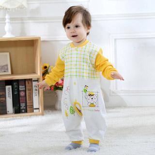 婴儿连体衣新生儿衣服