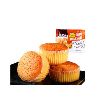 拔丝肉松红豆蛋糕200g*5