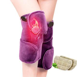 电热艾灸理疗热敷护膝