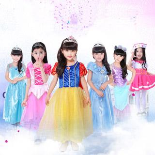 万圣节儿童cosplay演出服