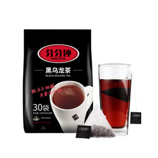 日式油切黑乌龙茶30袋