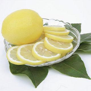 四川安岳新鲜黄柠檬7个