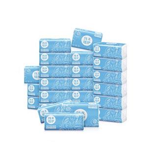 植护原木抽纸巾27包