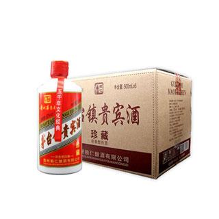 贵州茅台镇贵宾酒白酒6瓶