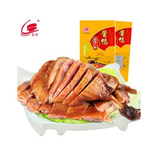 菱塘高邮烤鸭800g卤味