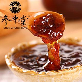 参中堂蜂蜜大枣茶500g