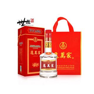 浓香型纯粮白酒礼盒2瓶