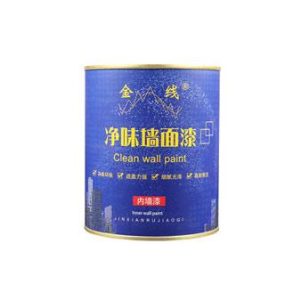 金线水性内墙乳胶漆