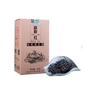 云南凤庆滇红茶浓香型100g