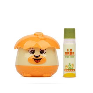 小浣熊 乳清滋养面霜+润唇膏