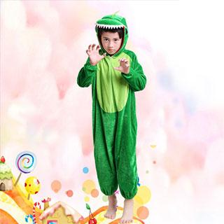 万圣节儿童表演动物服装