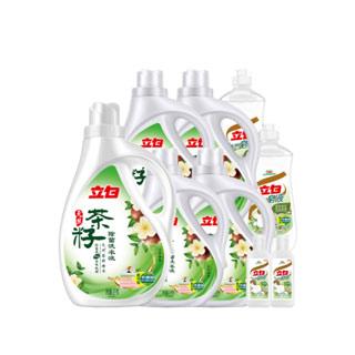 茶籽除菌洗衣液13.58斤