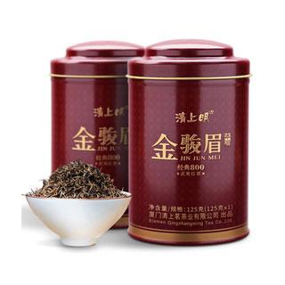 正宗金骏眉红茶125g