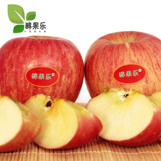 烟台栖霞红富士苹果5斤