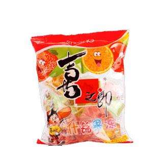 喜之郎果冻布丁90g*5袋