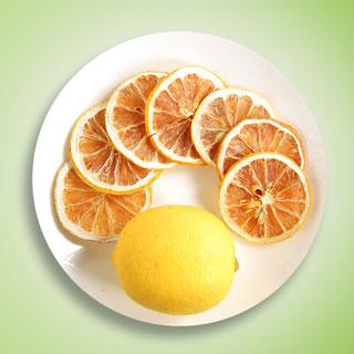 无糖无蜂蜜非冻干柠檬