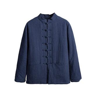 中国风唐装棉衣