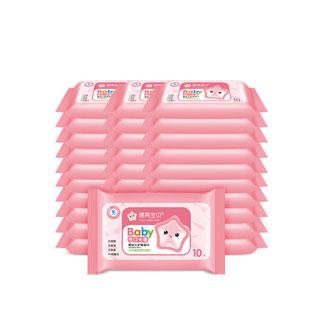 婴儿手口专用湿纸巾30包