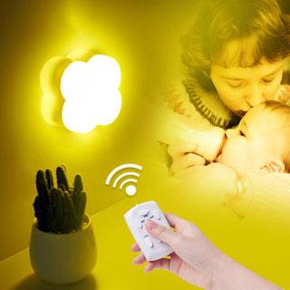 智能遥控小夜灯