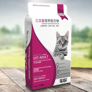 成猫幼猫5斤装1-4月猫粮