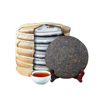 云南七子饼茶1片整357g