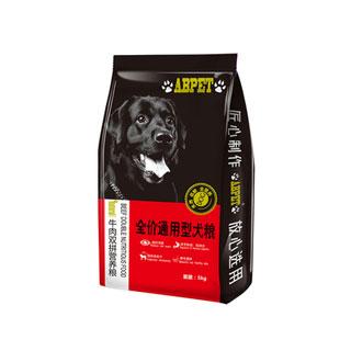 牛肉双拼狗粮通用型10斤