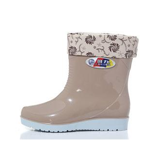 Warrior/回力女士水鞋雨靴
