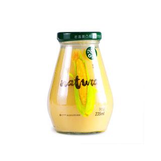 鲜玉米汁饮料235ml*6瓶
