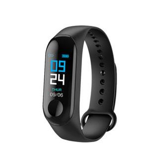 跑步运动计步心率智能手环