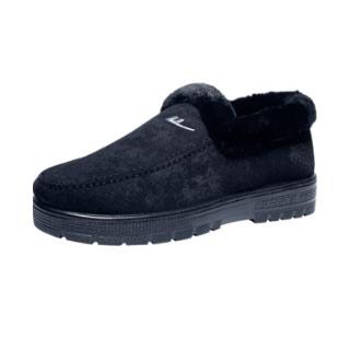 回力棉鞋加绒加厚保暖鞋