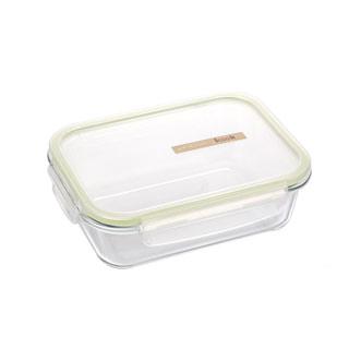 iCook玻璃饭盒长方形
