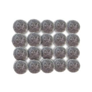 24个独立装钢丝球