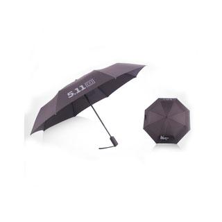 自动折叠三折伞加固长柄伞