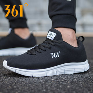 361保暖透气网面运动休闲鞋