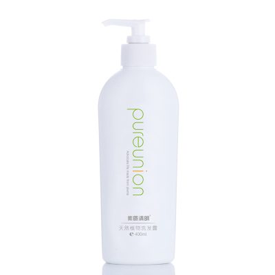 天然无硅油淡香洗发水