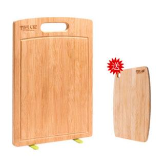 实木竹案板厨房切菜板粘板擀面板家用