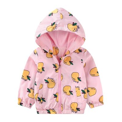 哈咪奇宝宝外套连帽