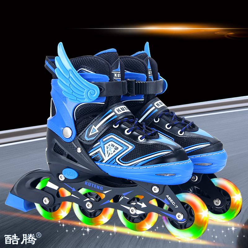 小孩旱冰鞋儿童轮滑鞋
