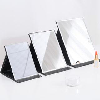 镜子化妆镜折叠台式便携