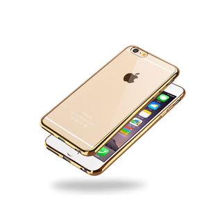 苹果6电镀手机壳电镀保护套
