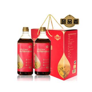 2.5L誉品香油菜籽油礼盒