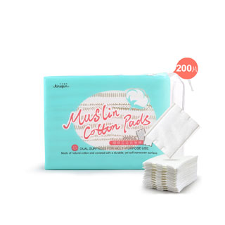 化妆棉卸妆棉厚款200片