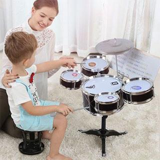 架子鼓音乐玩具打击乐器