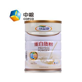 中粮可乳清蛋白质粉500g
