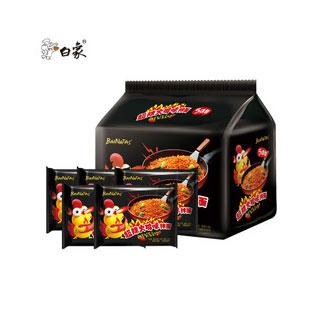白超辣火鸡面拌面5包