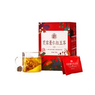 老金磨方红豆薏米茶22小袋