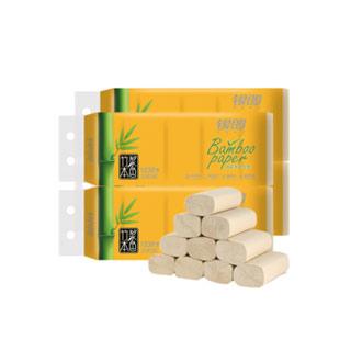 银鸽卫生纸竹浆纸3层40卷