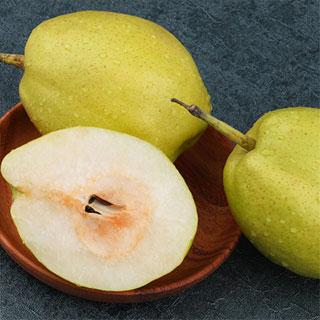 新疆库尔勒香梨9斤